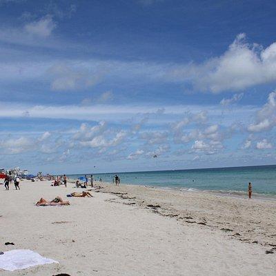 Visiting Miami South Beach!