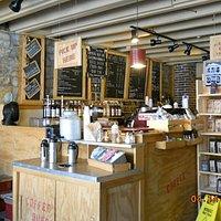 Inside Coffee House