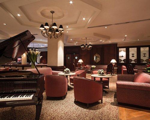 Lobby Bar at Swissôtel Lima