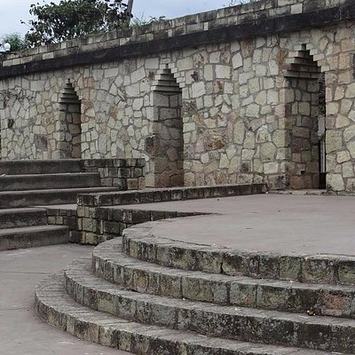 anfiteatro remodelado