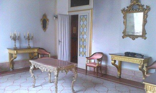залы ратуши