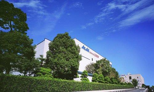 吹田工場外観