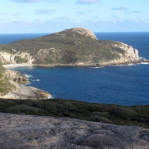 Peak Head as viewed from the Cairn Hill natural lookout