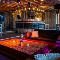 Beachclub Sunrise Interior