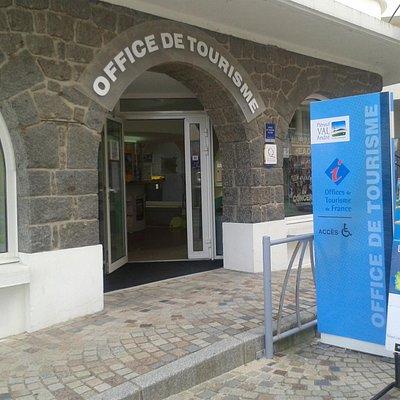 Bienvenue à l'Office de Tourisme !