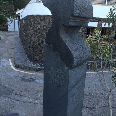 Estatua Lorca