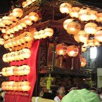 武雄神社 「長尾の春祭り」