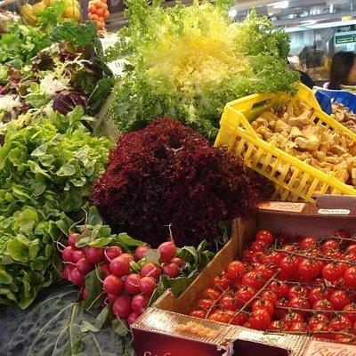 Marché Cours de Vincennes Paris 12 ème
