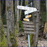 Signalétique des randonnées