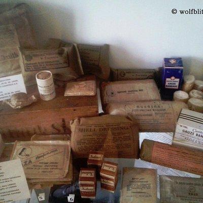 Medications room