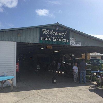 St. Augustine Flea Market