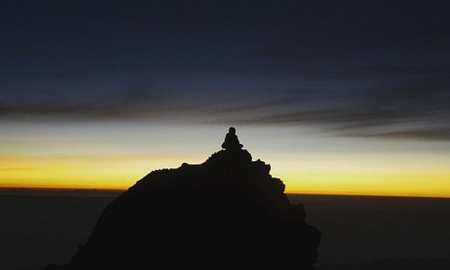 @ Top,  waiting for sunrise