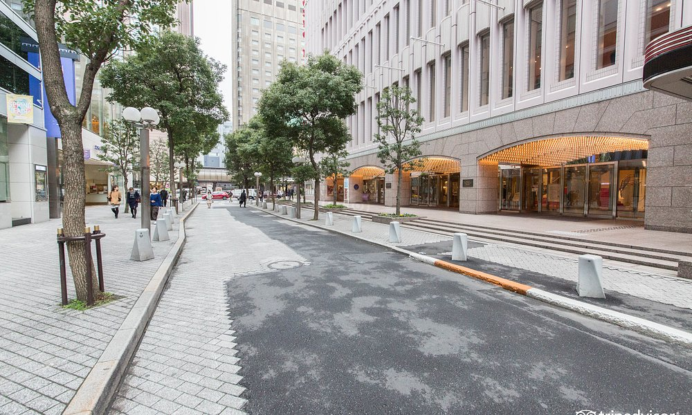 Street at the remm Hibiya