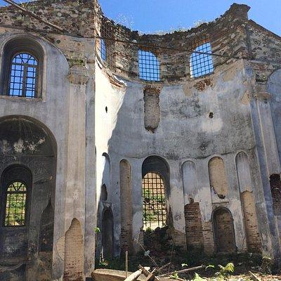 Dereköy Kilisesi genel görünüm
