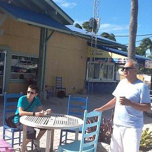 Hawks Cay Marina Dockside Store- Marathon
