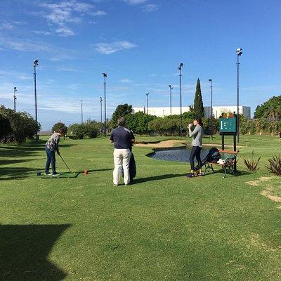 Costa Salguero Golf Center - Buenos Aires, Argentina