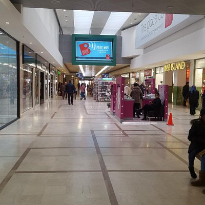 Bexleyheath Shopping Centre Interior