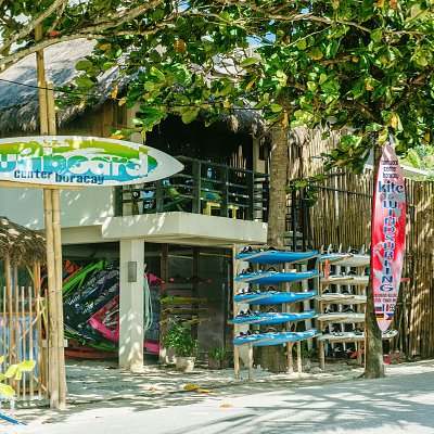 Funboard Center Boracay