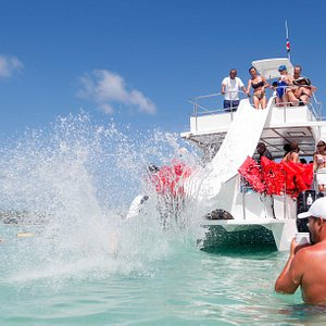 Margaritas Party Boat