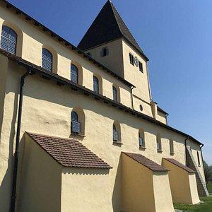Die Kirche Sankt Georg