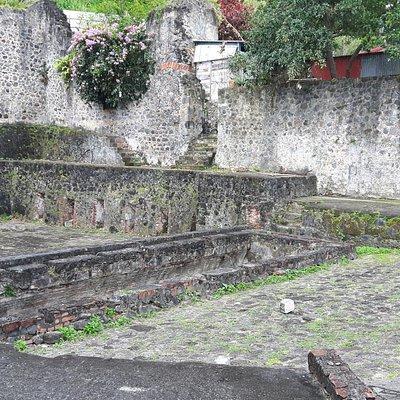 ruines du théâtre