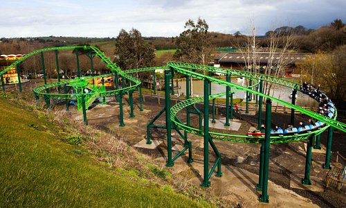 NEW for 2016 - The BIG One Rollercoaster