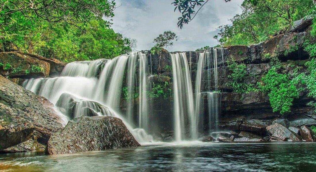 Vietnam- Kien Giang- Phu Quoc Island- Tranh Stream
