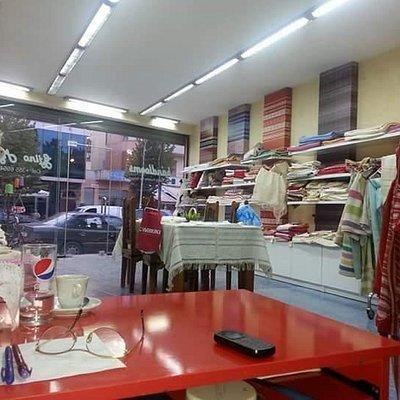 Handlooms shop