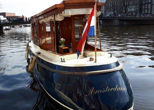 Electric salonboat Elisabeth
