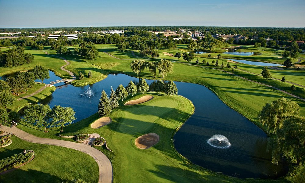 Hilton Oak Brook Hills Resort - Willow Crest Golf Club