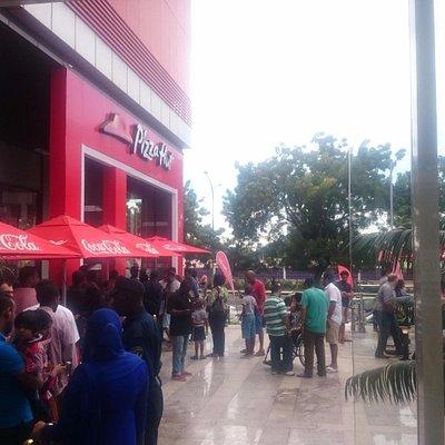 Pizza Hut at Mkuki Mall