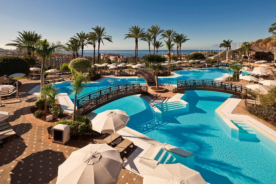 MELIA JARDINES DEL TEIDE Resort (Costa Adeje, Spagna ...