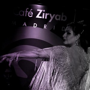 tablao flamenco café ziryab
