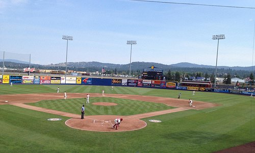 Photo of ballpark