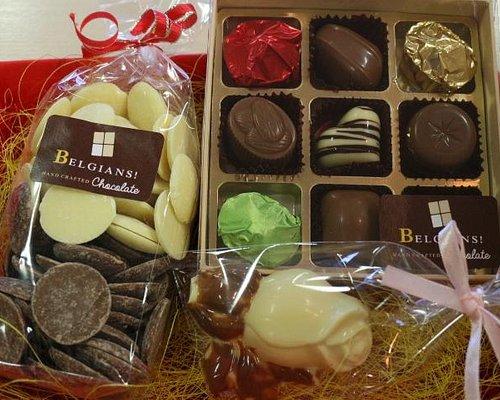 beautiful chocolates !