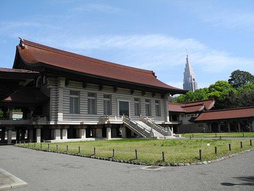 "Meiji Jingu Homotsuden  ""Treasure Museum"""