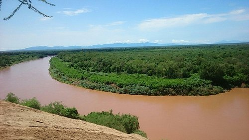 Omo National Park and River