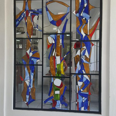 Fine Art Stained Glass