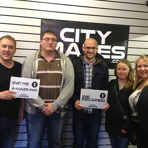 we escaped the room