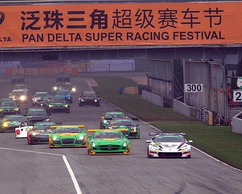 Circuit Hero One race