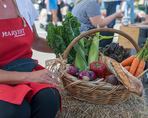 Fresh produce direct from the farmer at Harvest Launceston