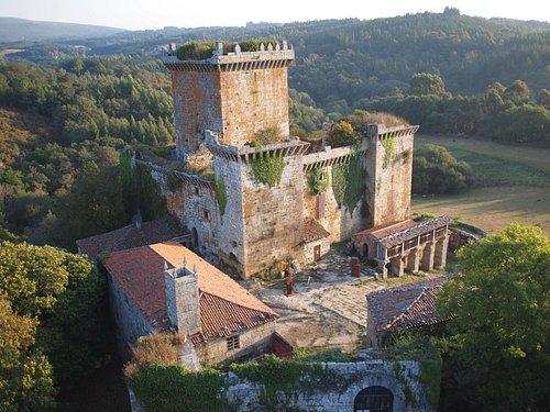 Castilloo de Pambre