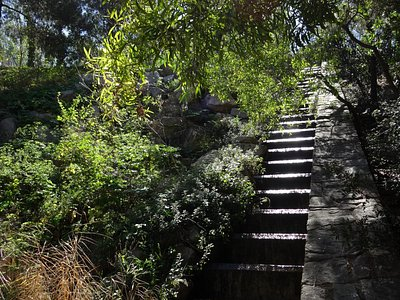 Parque del Guinardo, март 2016 года...