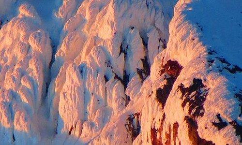 Sunset on Mt. Hood