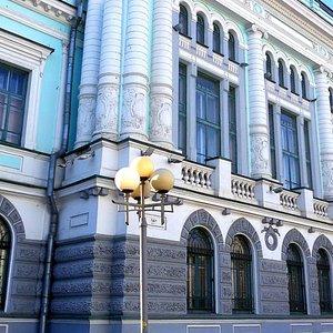 Старый корпус библиотеки