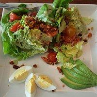 Butter Lettuce Wedge Salad