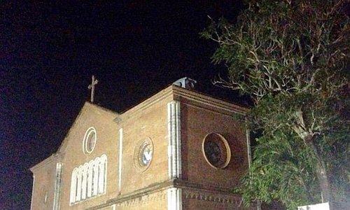 Sta. Monica Church Pavia