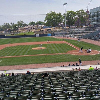 Field from 3rd base side