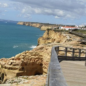 Cliff Top Views from the Boardwalk