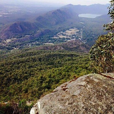 One of the most accessible lookouts in Grampians